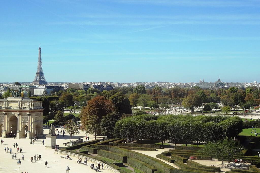 tuileries - Jardins Des Tuileries