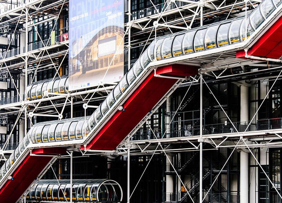 centre pompidou art moderne